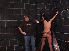 BDSM, Brunette, Lingerie
