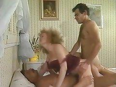 Vintage, Group Sex, Double Penetration, Cuckold