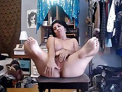 Webcam, Hairy, Amateur