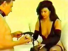 Femdom, Pornstar, Strapon, Vintage