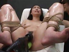 Asiatique, Orgasmes