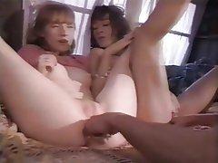 Group Sex, Redhead, Vintage