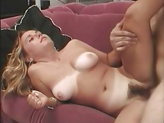 Blonde, Ejac, Poilue, MILF