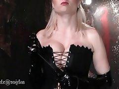 BDSM, Femdom, Gangbang, Lesbian