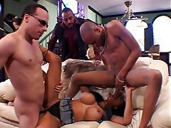 Anal, Big Boobs, Group Sex, Facial