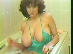 Big Boobs, Hairy, MILF, Shower