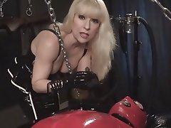 BDSM, Femme dominatrice, Látex, Médical