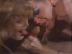 Blowjob, Group Sex, Vintage, Bisexual