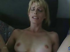 Blonde, Interracial, MILF, POV