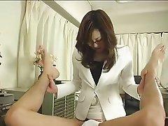 Asiaté, Žena nadvláda, Japonsko, Vibrátory