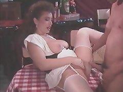 Big Boobs, Lingerie, MILF, Stockings