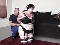 BBW, BDSM, Bondage, Big Boobs