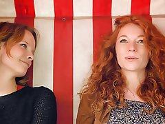 Güzel kadınlar, Ünlüler, Almanya, Kızıl saçlı