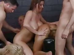 Anal, Gruppensex, Hardcore