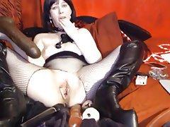 BDSM, Web kamerası, El İşçiliği