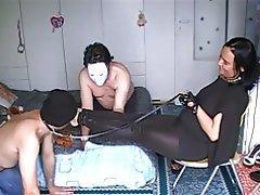 BDSM, Femme dominatrice, Fétichisme des pieds, Italien