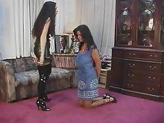 BDSM, Lesbién, Grands seins, Brunettes