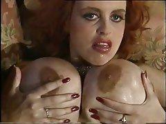 Big Boobs, Redhead, Vintage