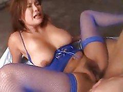 Blowjob, Creampie, Gangbang, Japanese