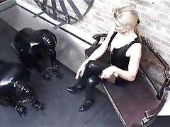 BDSM, Kadin egemenligini, Ayak Fetiş, Almanya