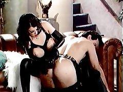 MILF, Brunettes, Fétichisme des pieds, BDSM