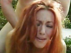 Blowjob, Redhead, Facial, MILF