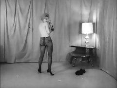 Lingerie, MILF, Pantyhose, Vintage