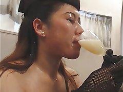 Asiaté, Bukkake, Tvrdé sex