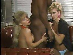 Group Sex, Hairy, Interracial, MILF