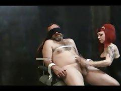 BDSM, Kadin egemenligini, El İşçiliği, Kızıl saçlı