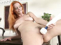 Babe, Big Tits, Feet, Masturbation