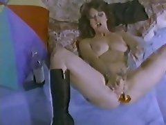 Hairy, Masturbation, MILF, Vintage