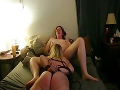Amateur, Bondage, Lesbian