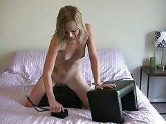 Amateur, Blonde, MILF, Orgasm