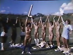Brazil, Group Sex, Hairy, Vintage