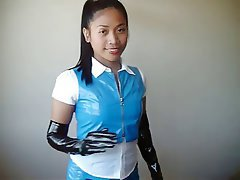 Asian, Latex