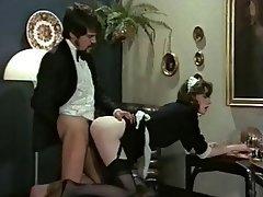 Cumshot, Group Sex, Hairy, Stockings