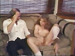 Facial, Hairy, Old and Young, Small Tits