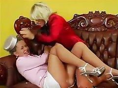 Sado mazo, Detailní záběr, Žena nadvláda, Lesbičky