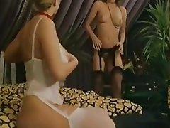 Německo, Chlupaté, Lesbičky, Vintage