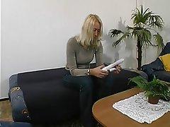 Blonde, Cumshot, Hardcore