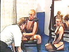 BDSM, Group Sex, Hairy, MILF