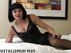 BDSM, Bisexual, Femdom, Lingerie