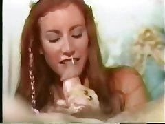 Blowjob, Cumshot, Facial, Vintage