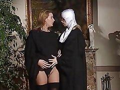Sert seks, Italyan, Lezbiyenler, Gözetlemek