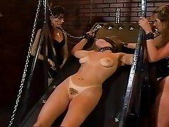 BDSM, Bondage, Femdom, Lesbian
