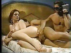 Blowjob, Cunnilingus, Group Sex, Hairy