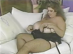 BBW, Big Boobs, MILF, Stockings