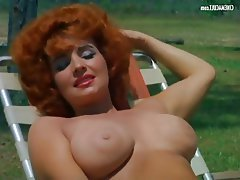 Big Boobs, Celebrity, Redhead, Vintage
