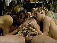 Blowjob, Cunnilingus, Group Sex, Handjob